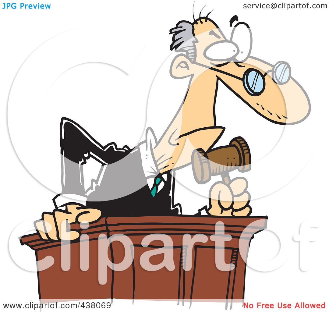 clipart of judge - photo #48