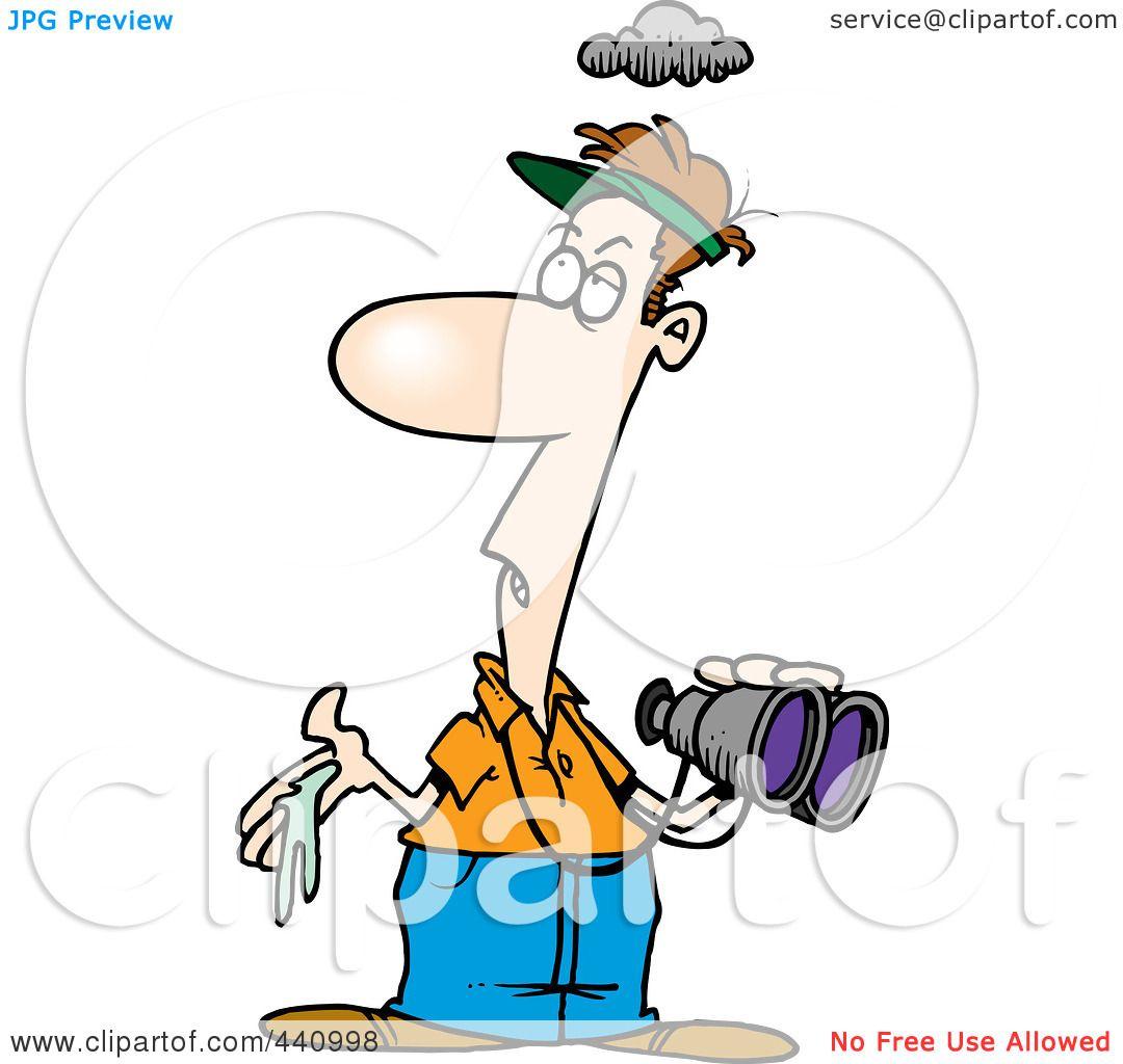 royaltyfree rf clip art illustration of a cartoon man