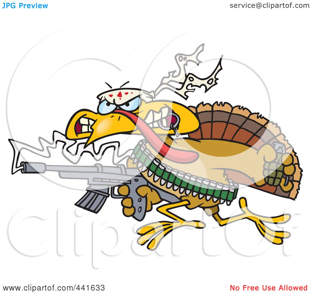 Funny Thanksgiving Pictures Clip Art Royalty-free clipart picture