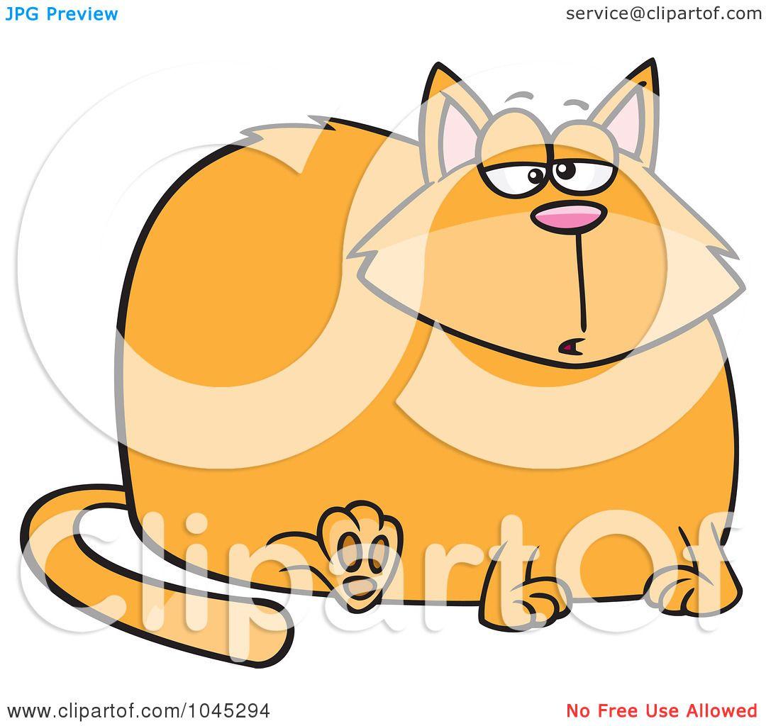 clipart fat cat - photo #28