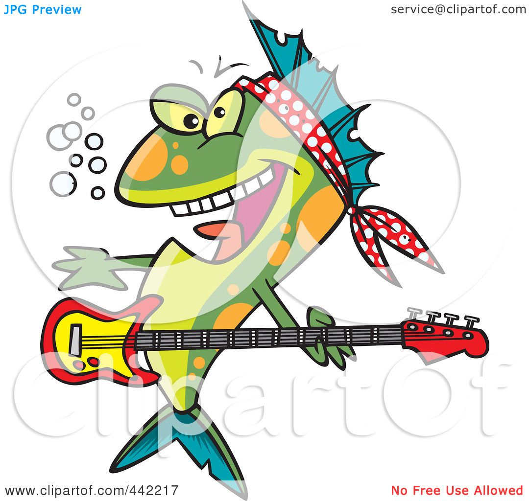 free cartoon rock band clipart - photo #39