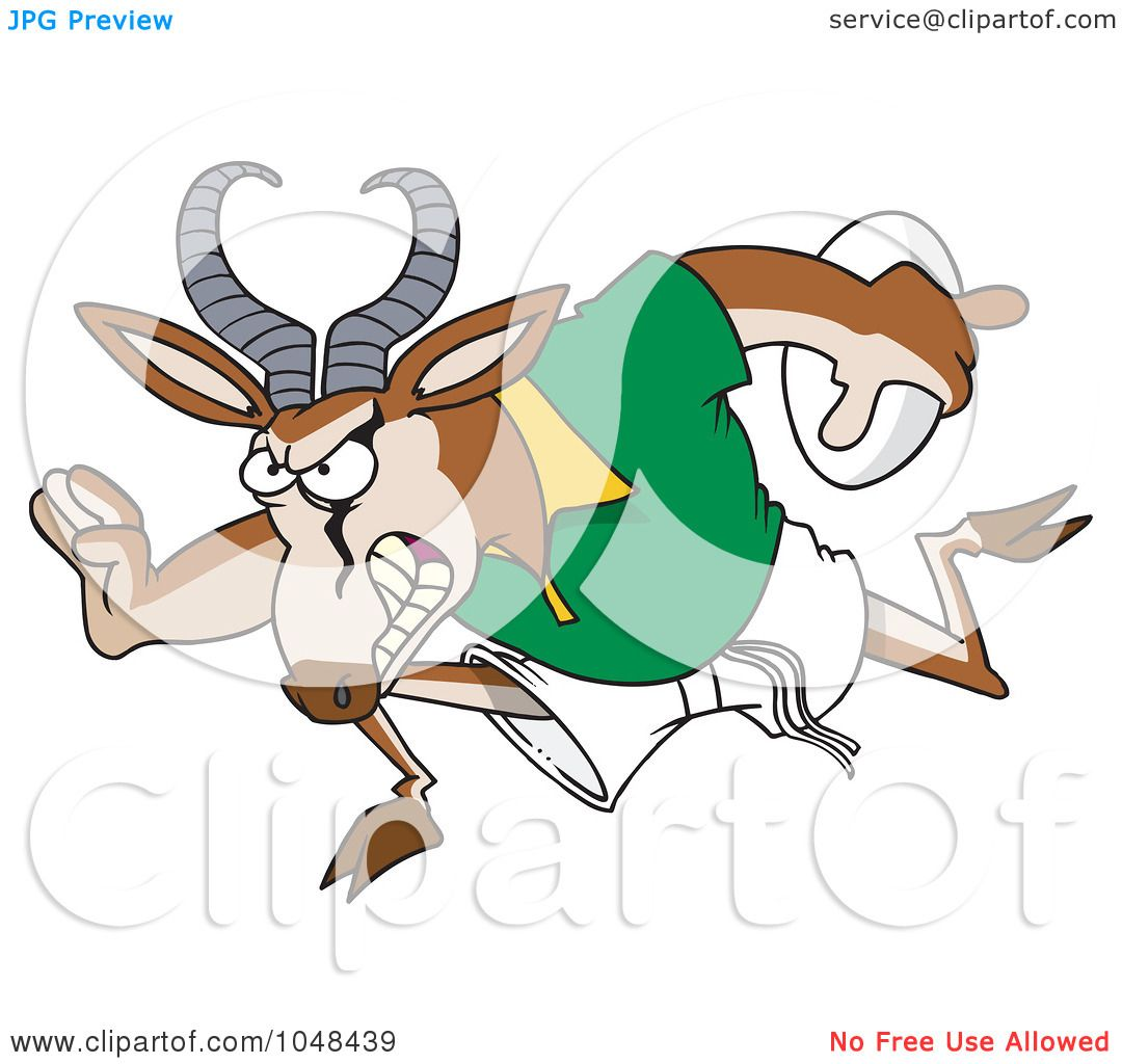 clipart springbok - photo #14