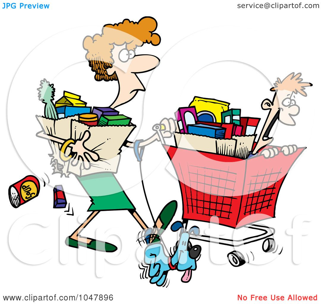 Displaying 14> Images For - Shopping Clipart...