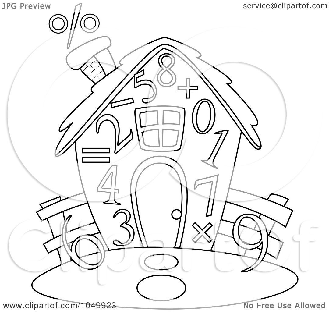 house number clip art - photo #35