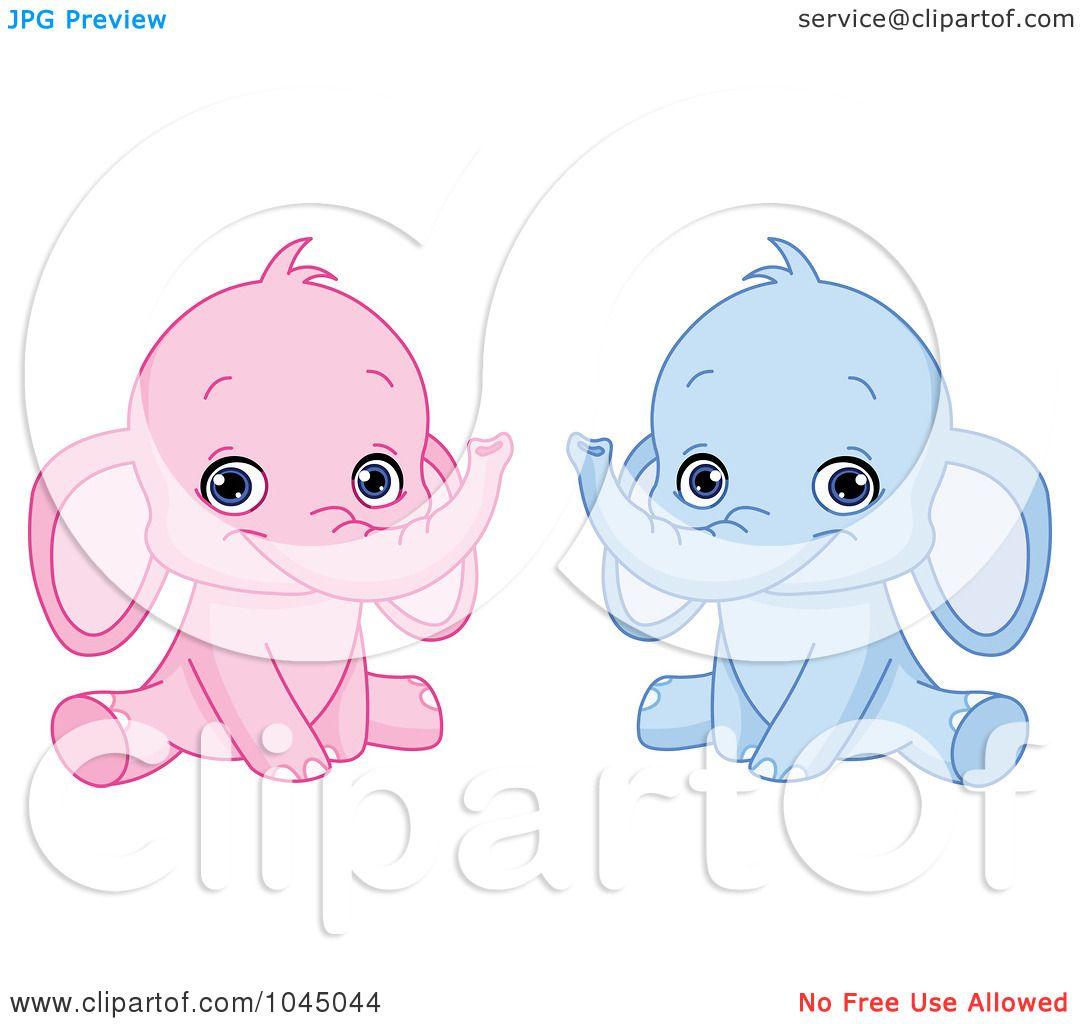 Baby Giraffe Clipart Blue Royalty-Free  RF  Clip Art