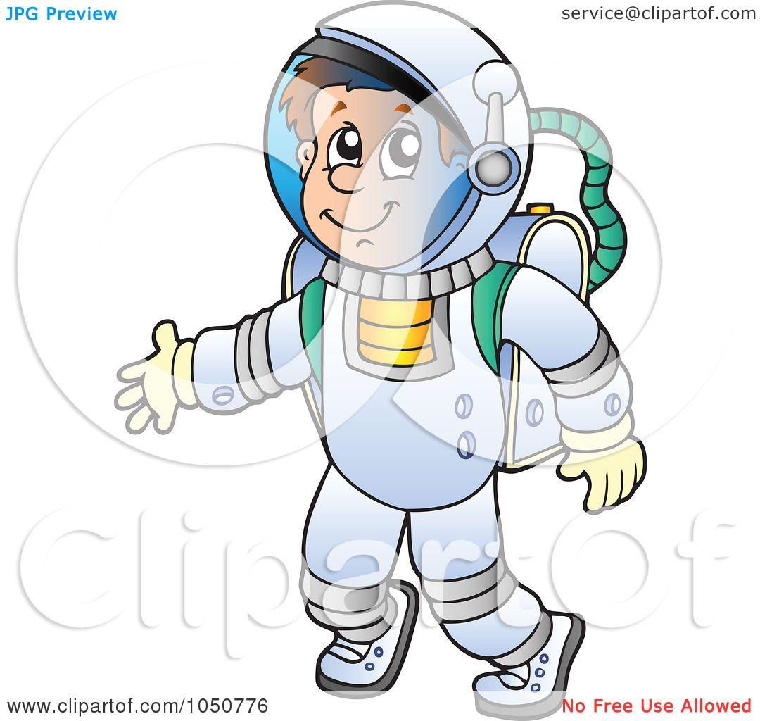 NASA Astronaut Clip Art - Pics about space
