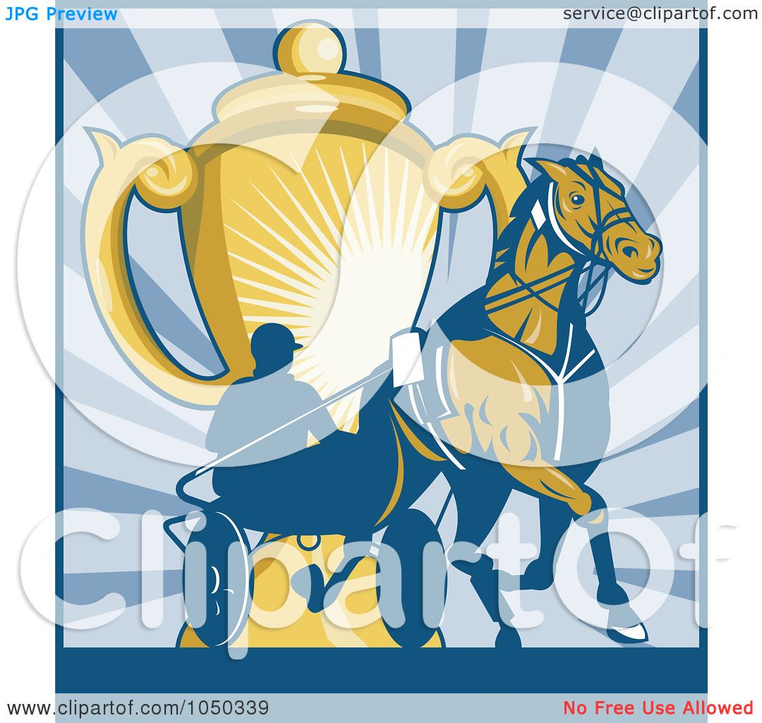Royalty-Free (RF) Clip Art Illustration of a Harness ...