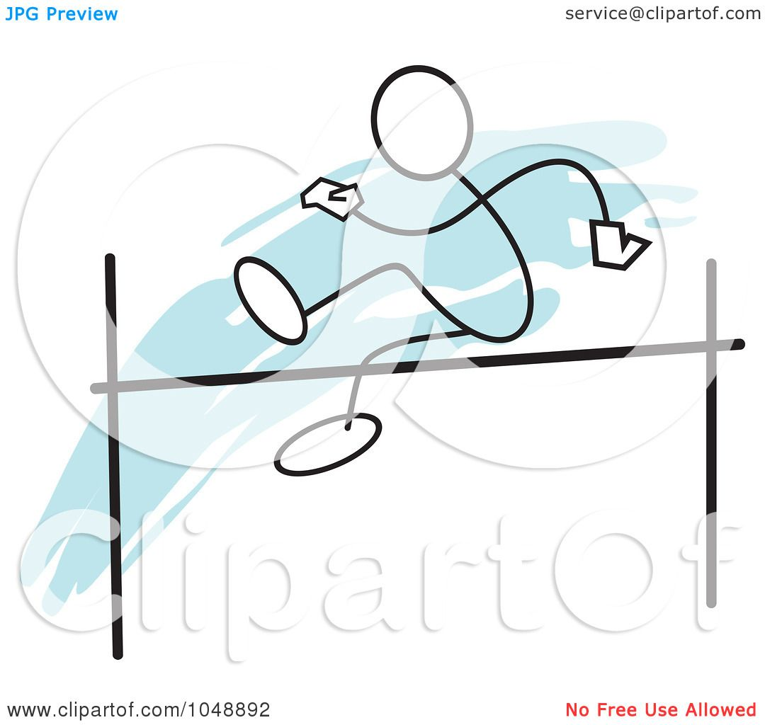 high jump clipart - photo #33