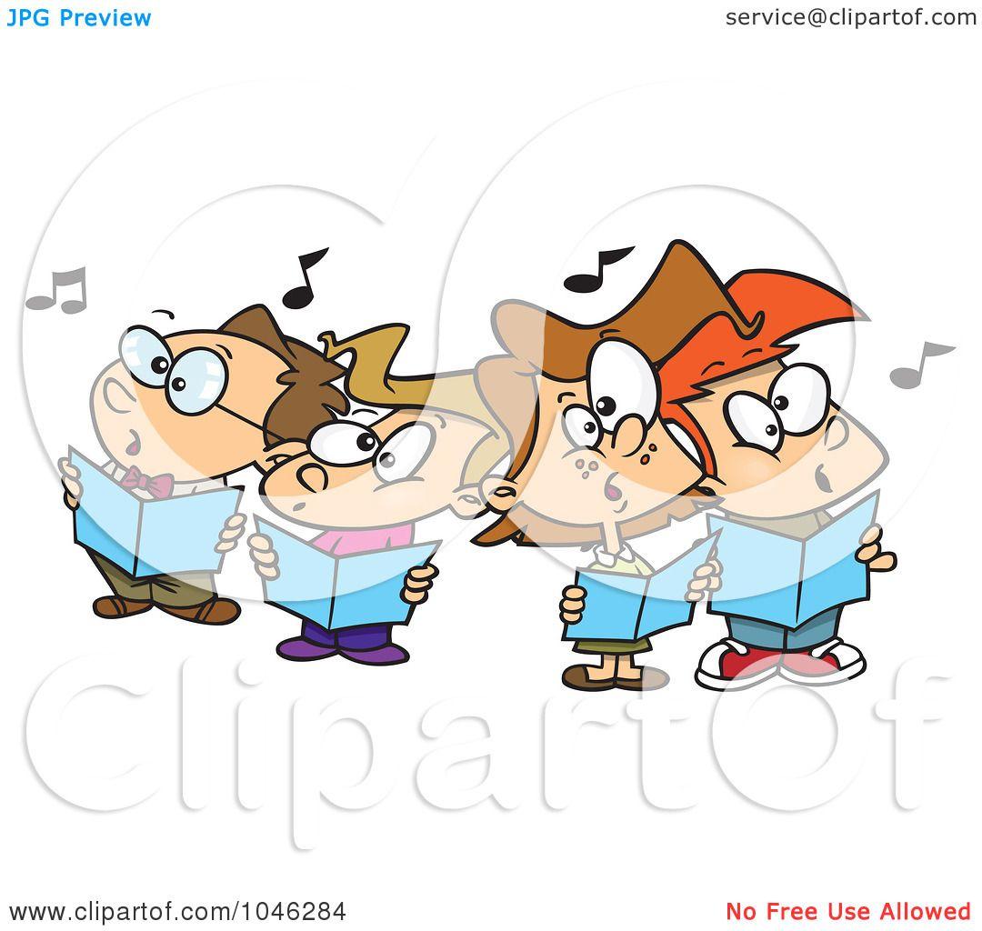 African American Choir Clipart Kid - Choir Clipart Png Transparent Png  (#6419) - PinClipart