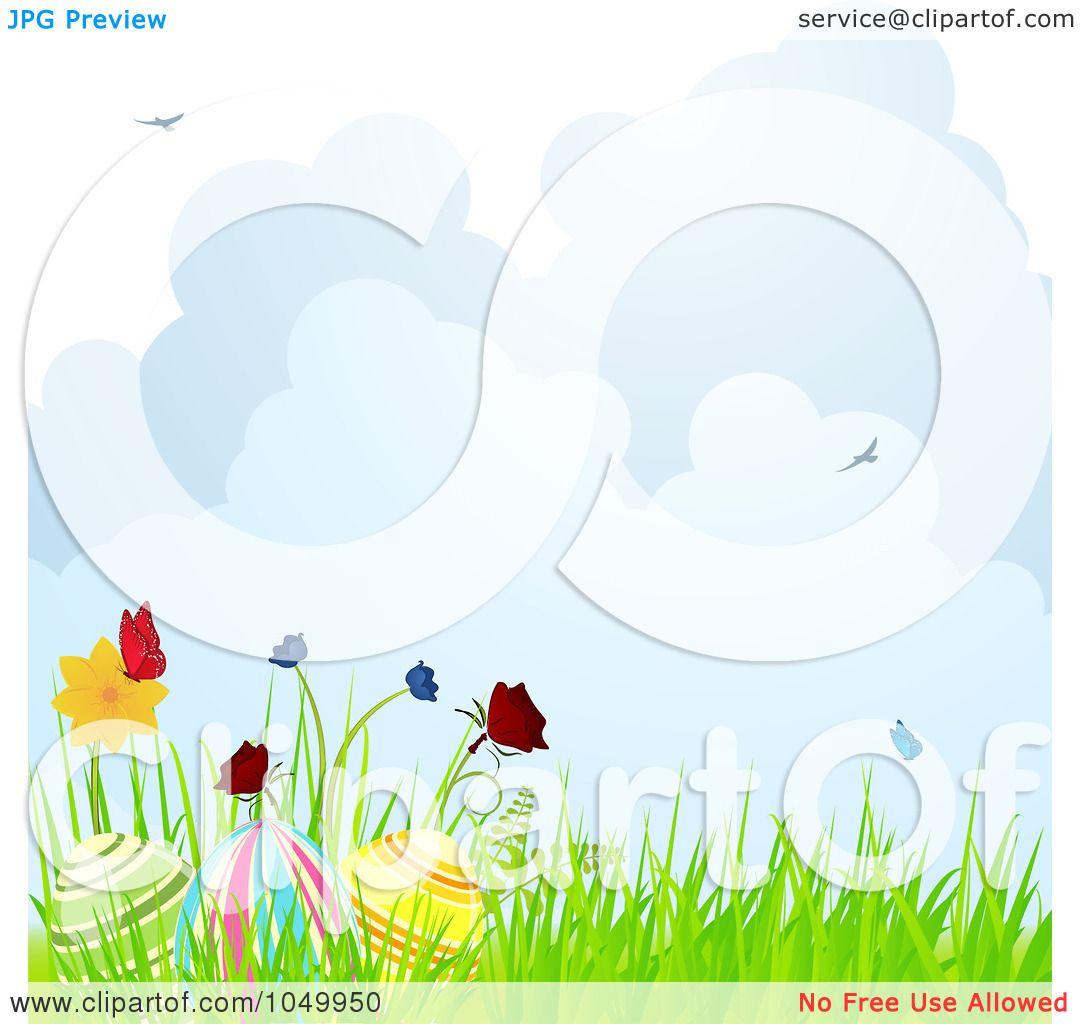 Easter Spring Clip Art