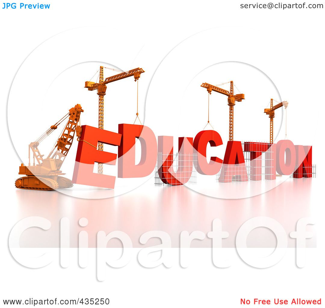 Royalty Free Rf Clipart Illustration Of A 3d