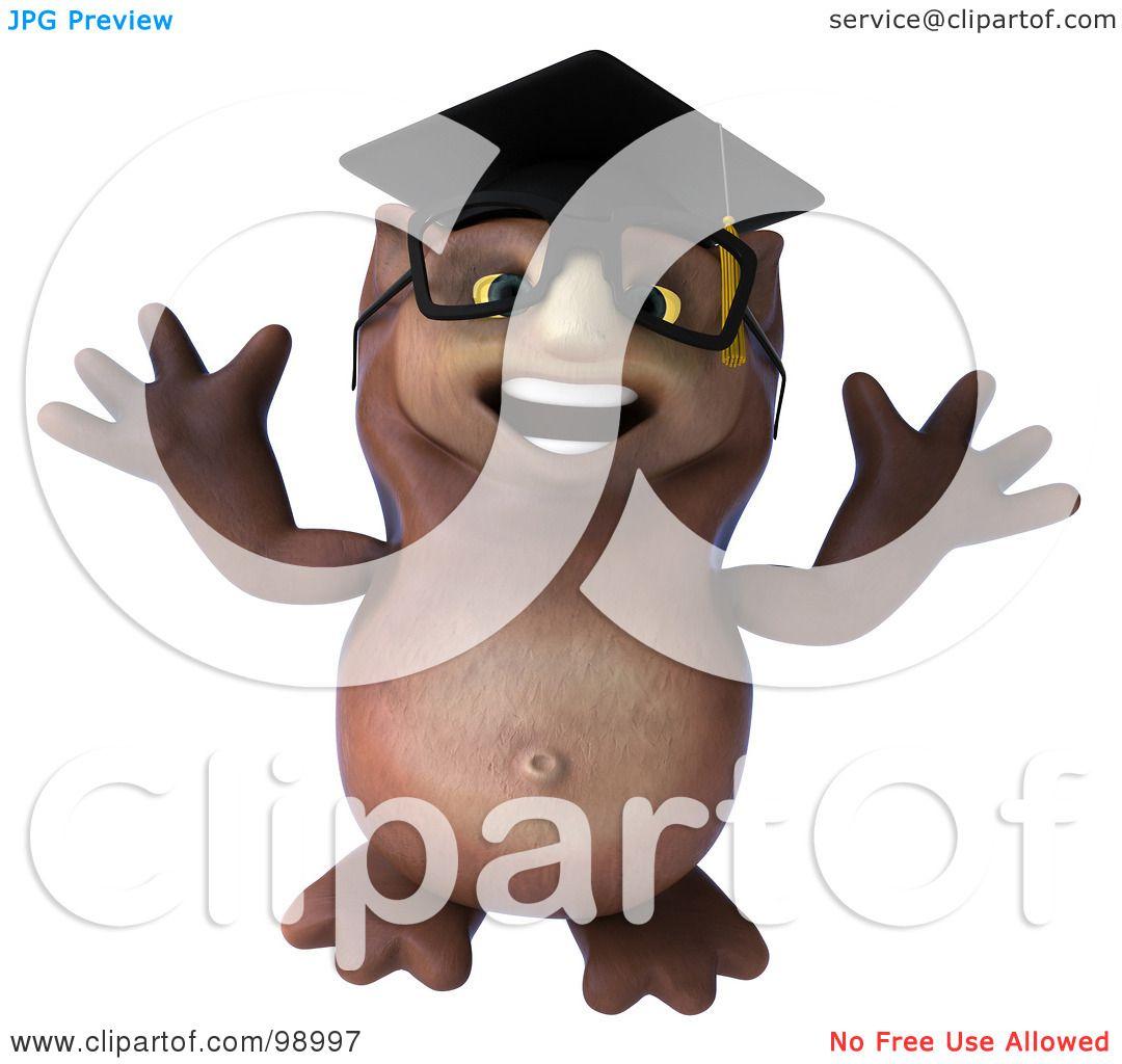 owl professor clipart - photo #29