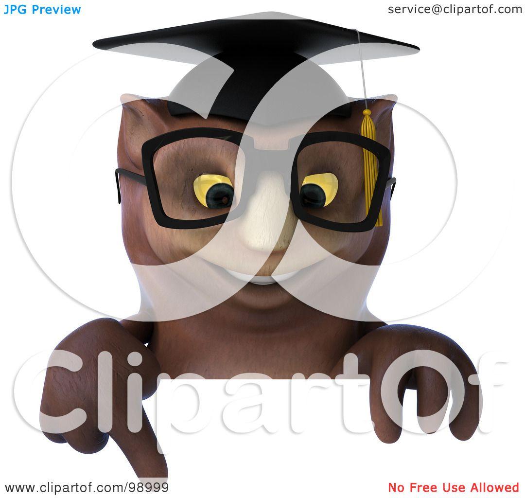 owl professor clipart - photo #34