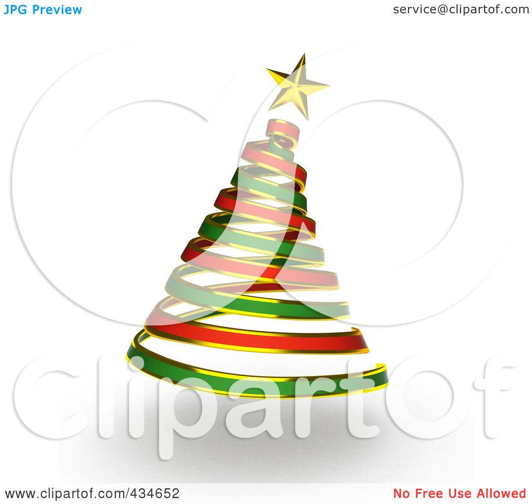 Spiral Christmas Tree Spiral christmas tree