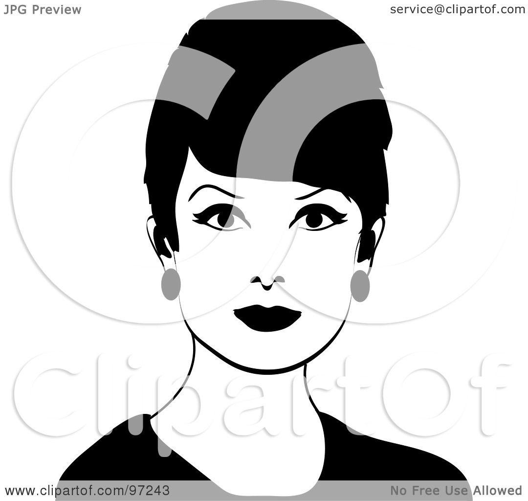 60s Illustration Style Illustration of a 60s