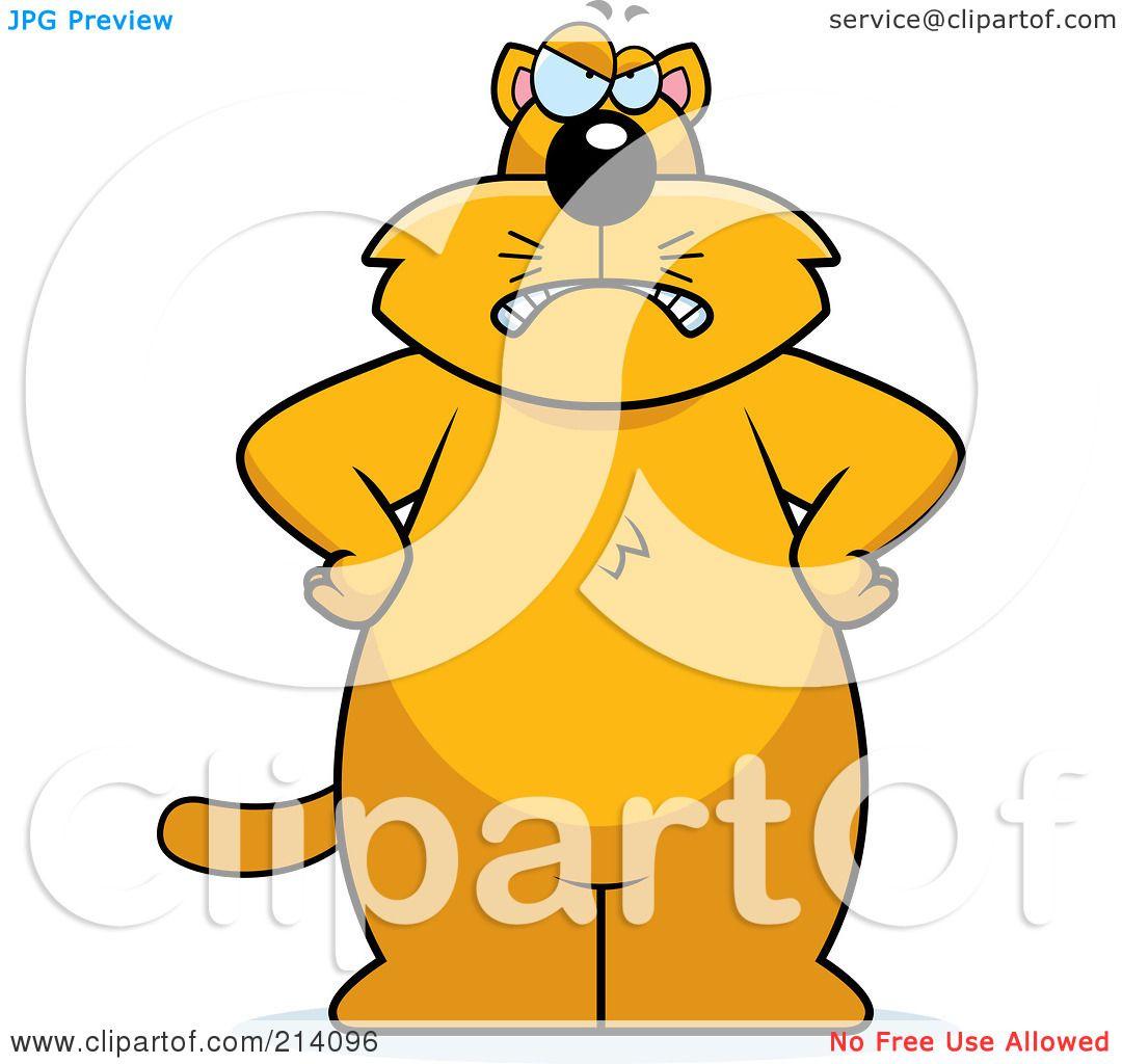 clipart grumpy cat - photo #34