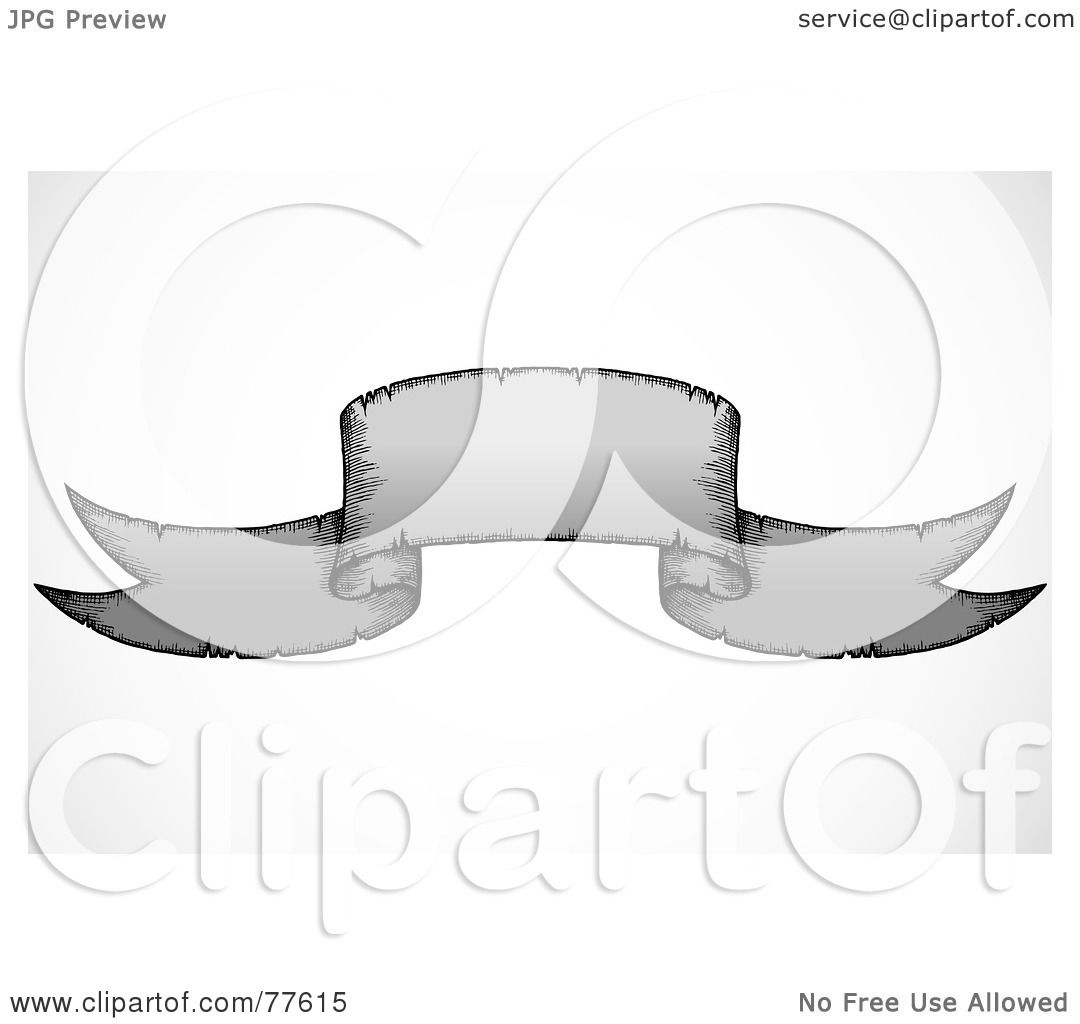 Royalty-Free (RF) Clipart Illustration of a Black And Gray ...