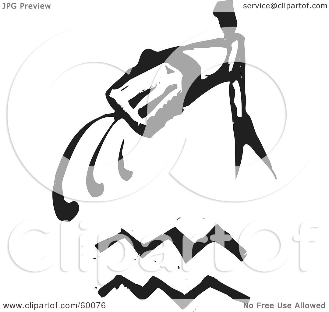 Royalty free rf clipart illustration of a black and white carved royalty free rf clipart illustration of a black and white carved aquarius and zodiac symbol by xunantunich biocorpaavc Image collections