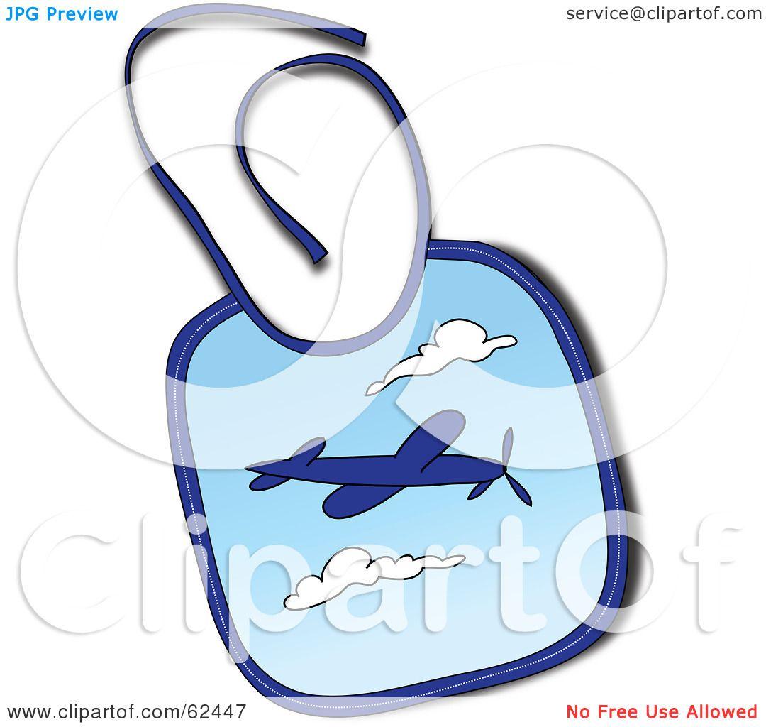 Baby Bib Clip Art Royalty-free (rf) clipart