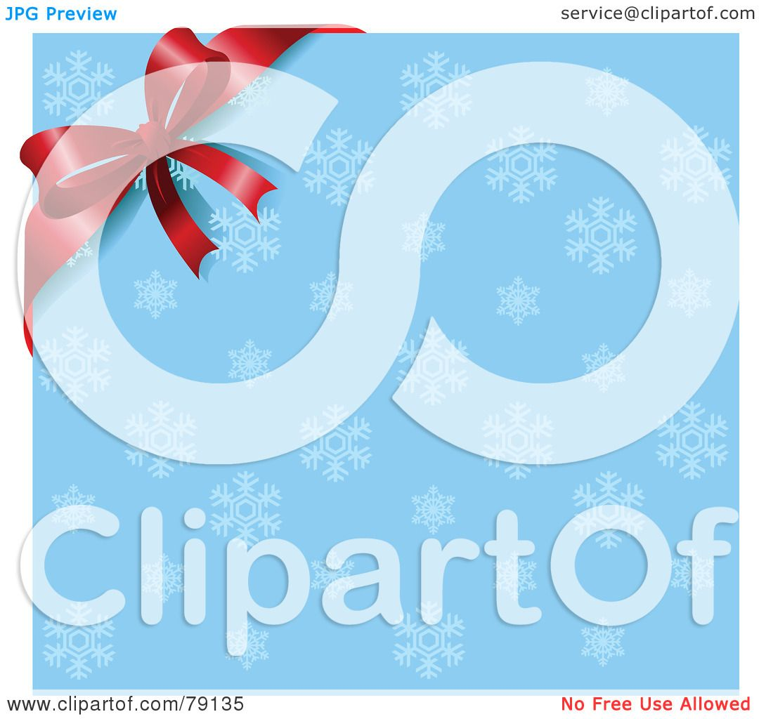 Royalty-Free (RF) Clipart Illustration of a Blue Snowflake ...