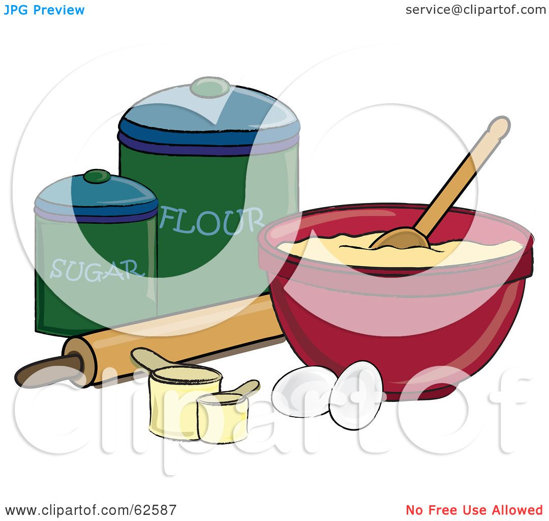 2020 Other | Images: Flour And Sugar Clipart