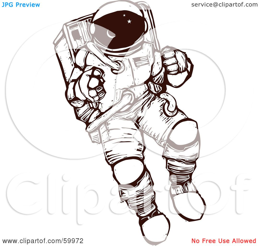 space suit drawing - photo #27