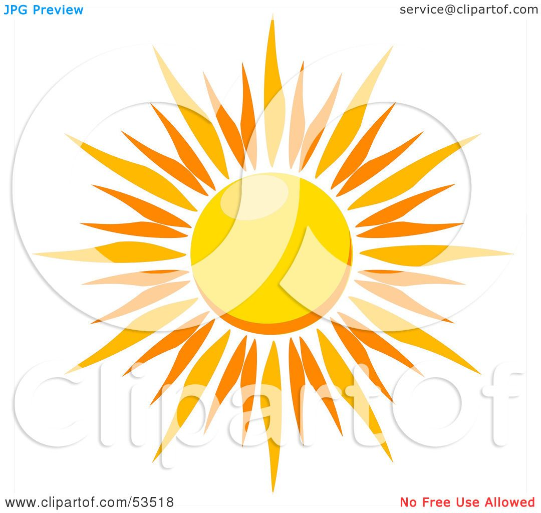 royalty free  rf  clipart illustration of a bursting hot sun rays clip art grey sun rays clip art png