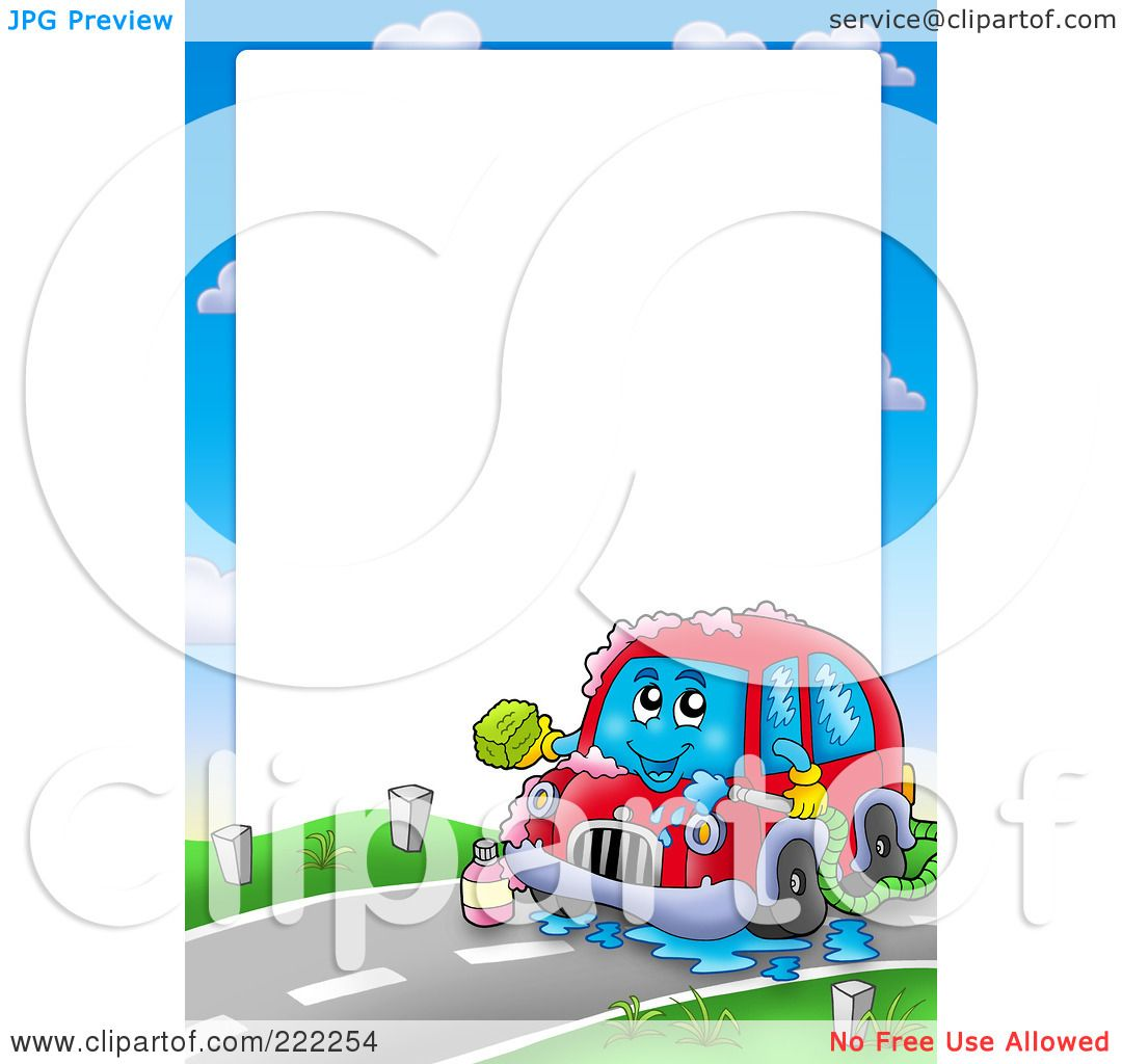 Car Wash Bubbles Clip Art Rf Car Wash Clipart Hot Girls