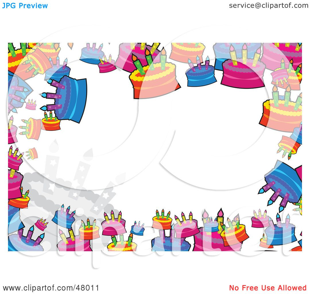 Royalty Free Rf Clipart Illustration Of A Colorful