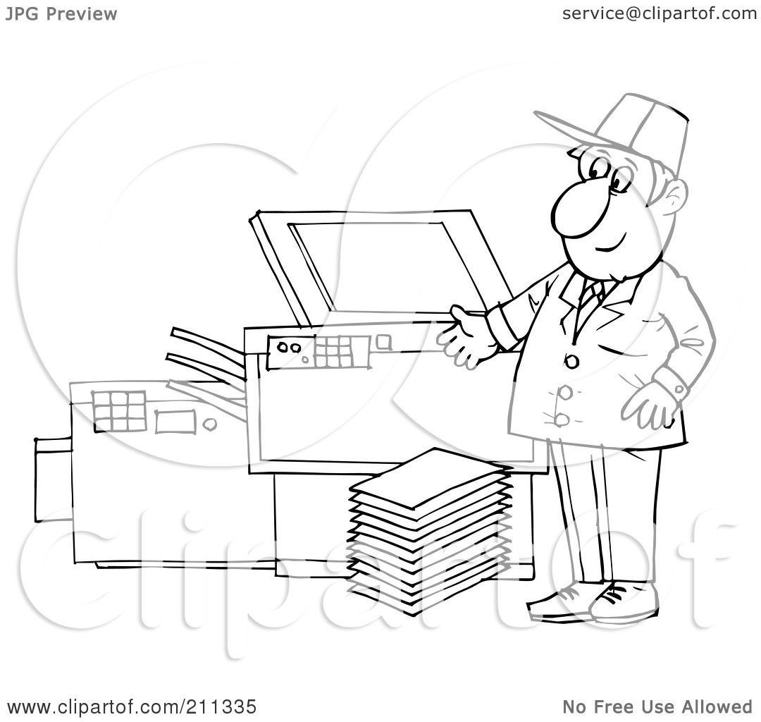 xerox coloring pages - photo#12