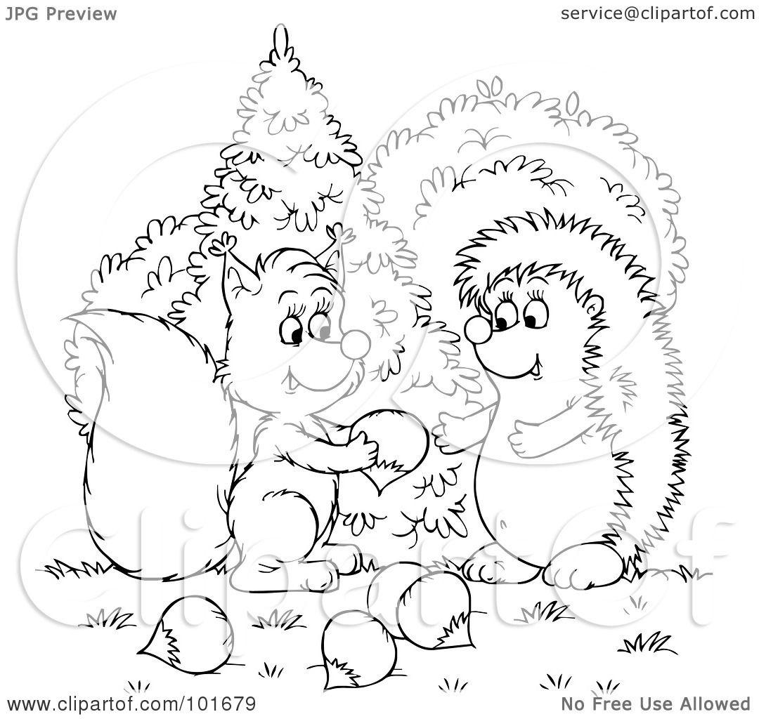 free coloring pages sharing | Royalty-Free (RF) Clipart Illustration of a Coloring Page ...