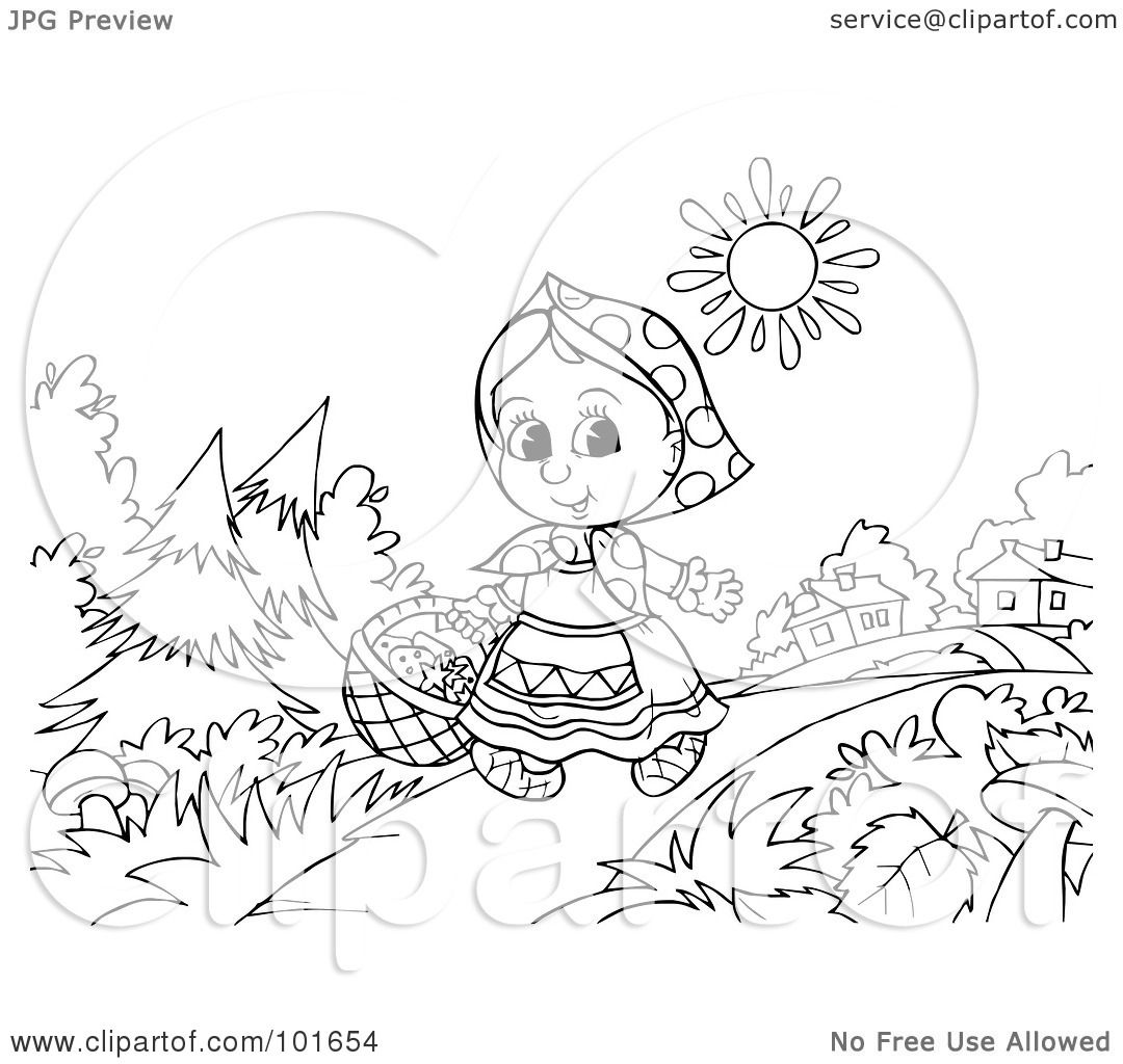 RoyaltyFree RF Clipart Illustration