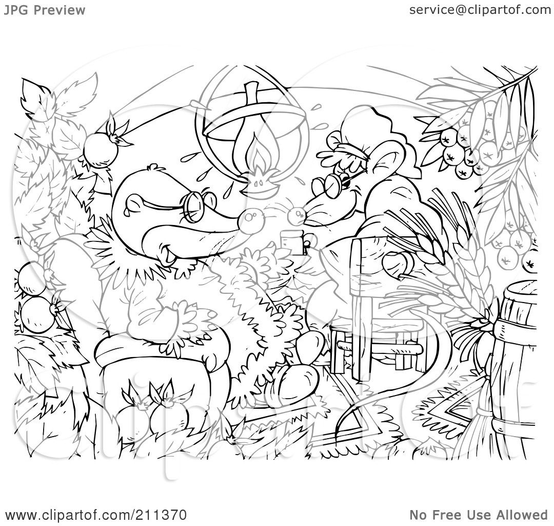 mole coloring page free printable mole coloring page for sunday