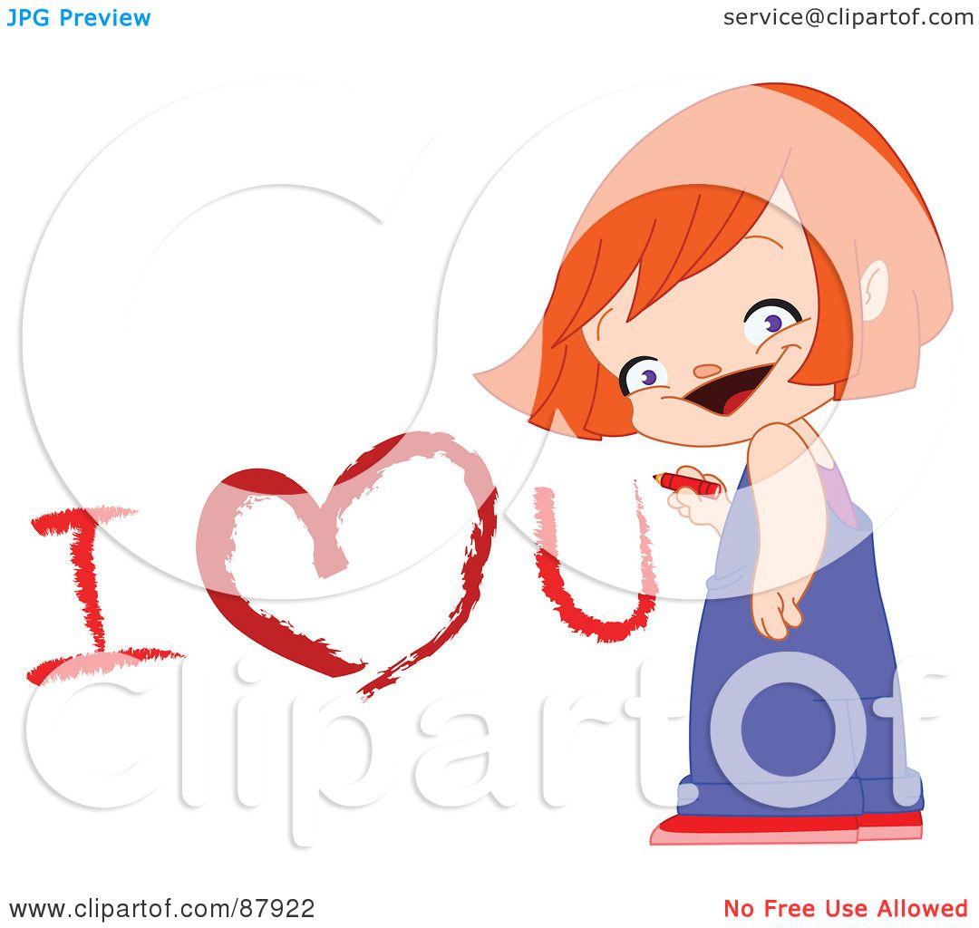 medium cute love cliparts - photo #42