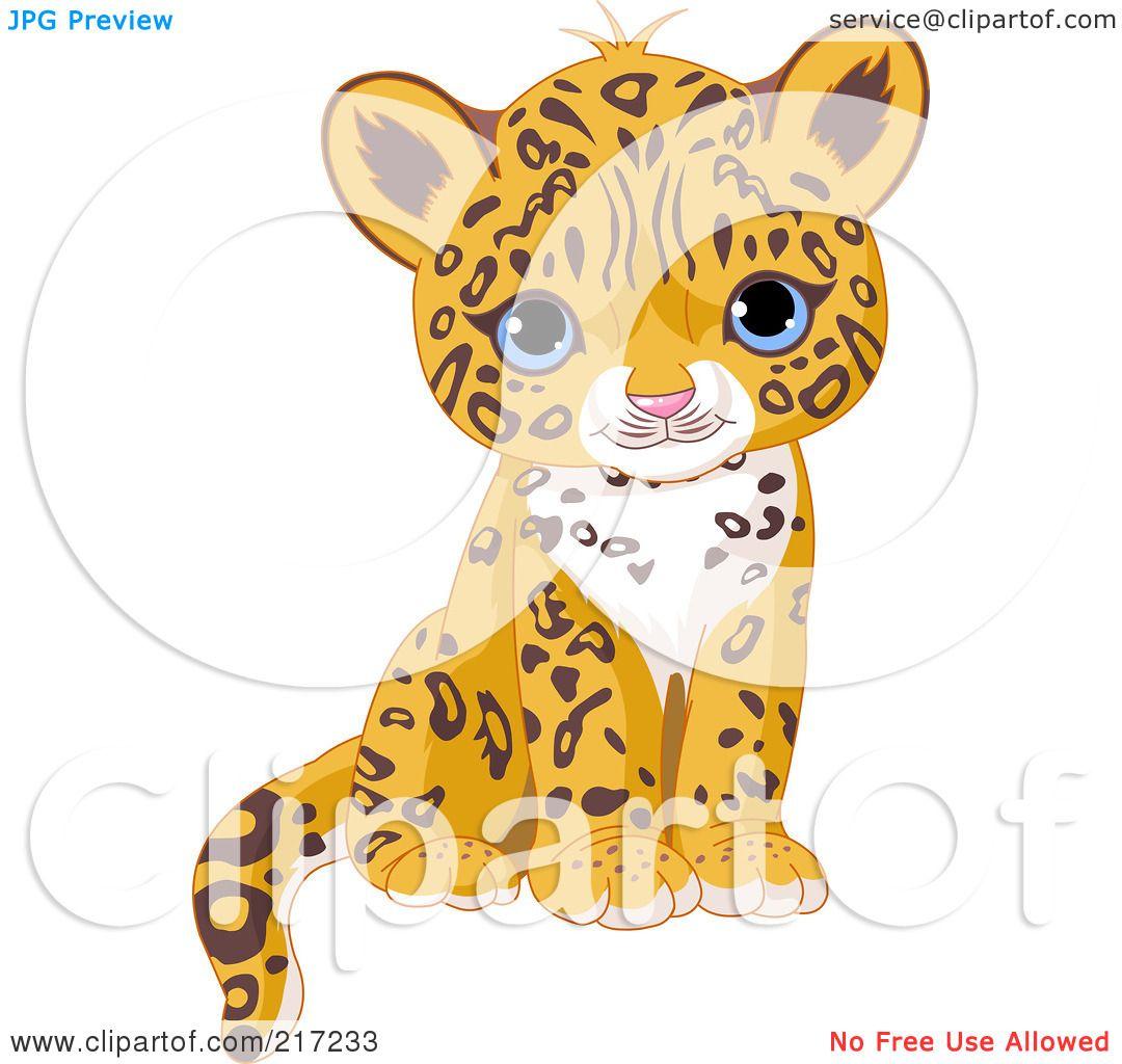 cute jaguar clipart - photo #37