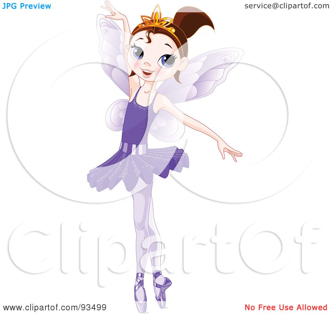 Royalty-Free (RF) Clipart Illustration of a Dancing ...