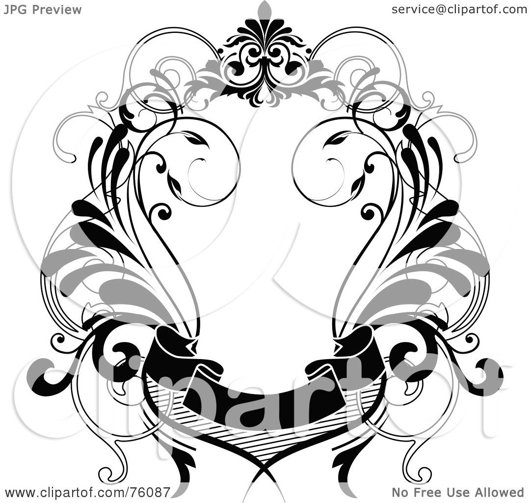Decorative Box Clipart : Royalty free rf clipart illustration of a decorative