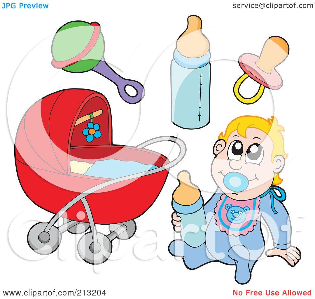 Baby Girl Clip Art at Clker.com - vector clip art online