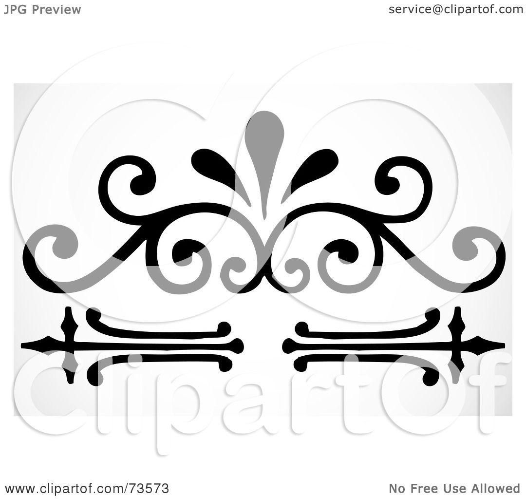 borders designs black and white