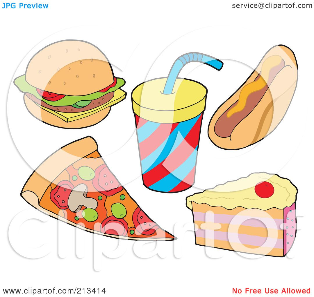 Royalty Free Rf Clipart Illustration Of A Digital