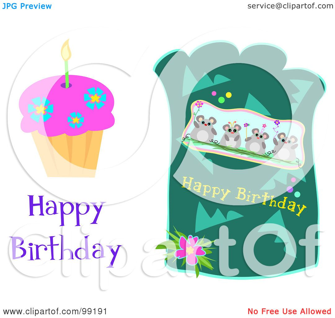 Royalty Free Rf Clipart Illustration Of A Digital Collage Of Happy