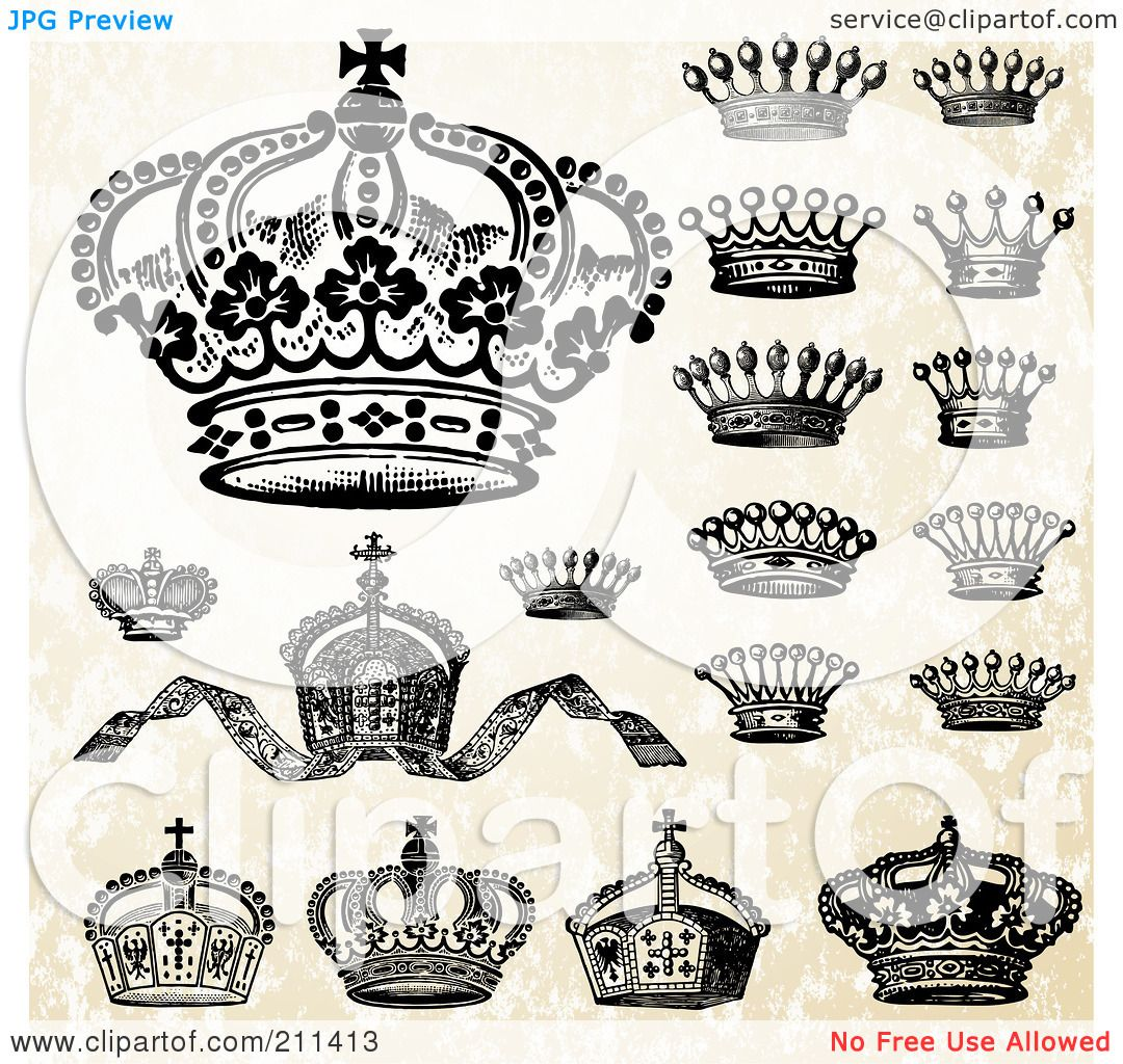 Of Victorian Crowns by