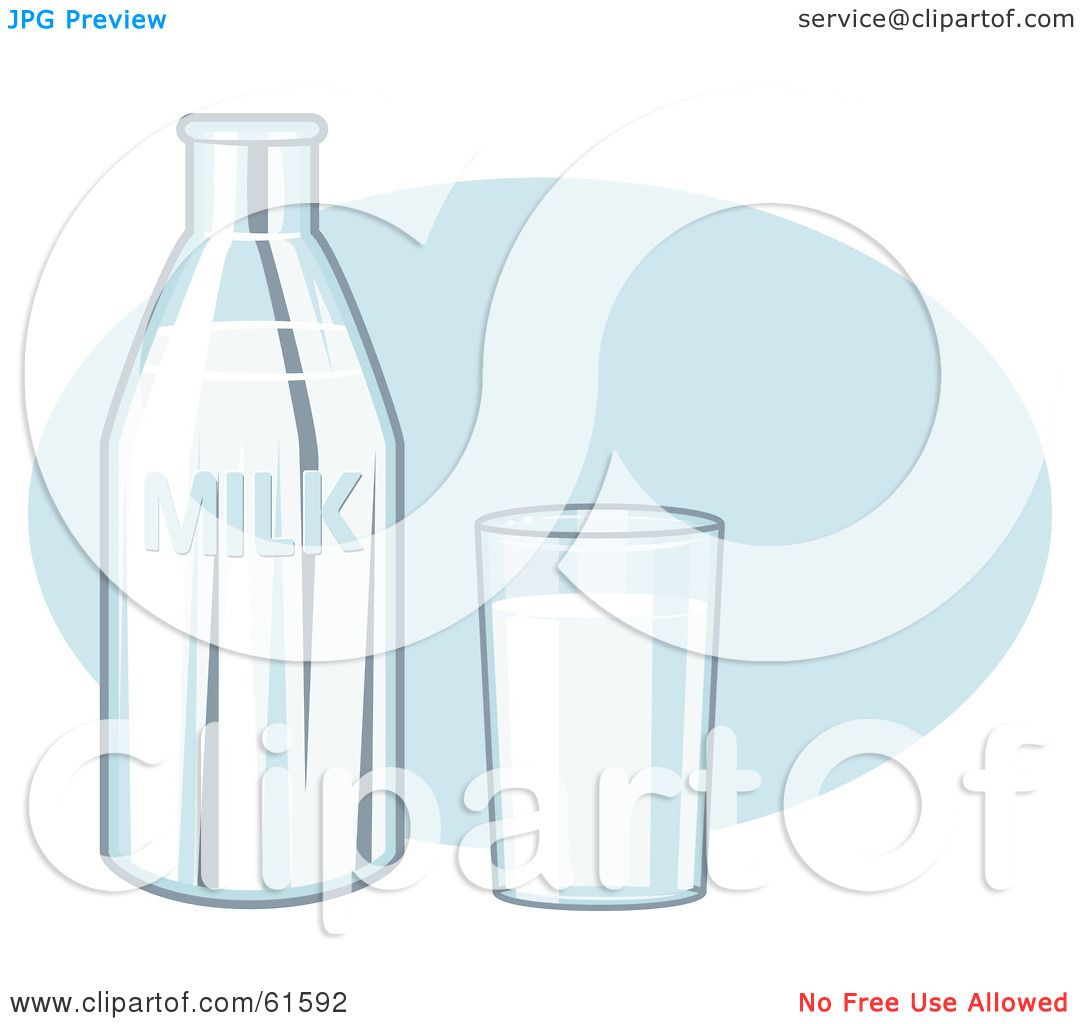 clipart of a glass of milk - photo #31