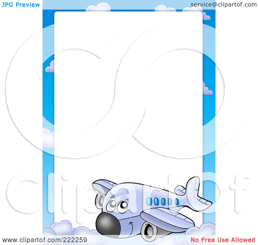 Airplane clipart frame, Airplane frame Transparent FREE for download on  WebStockReview 2020