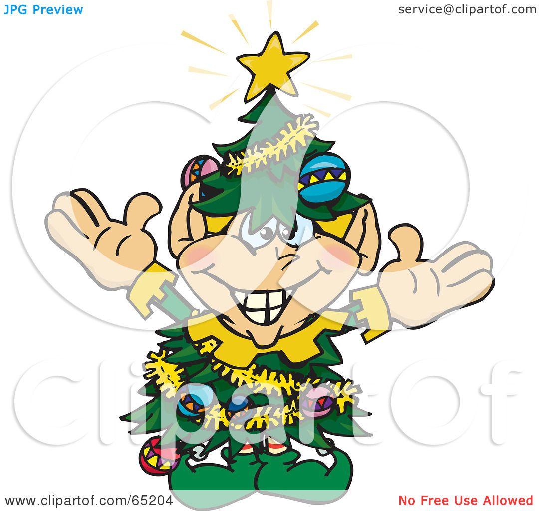 happy elf clipart - photo #36