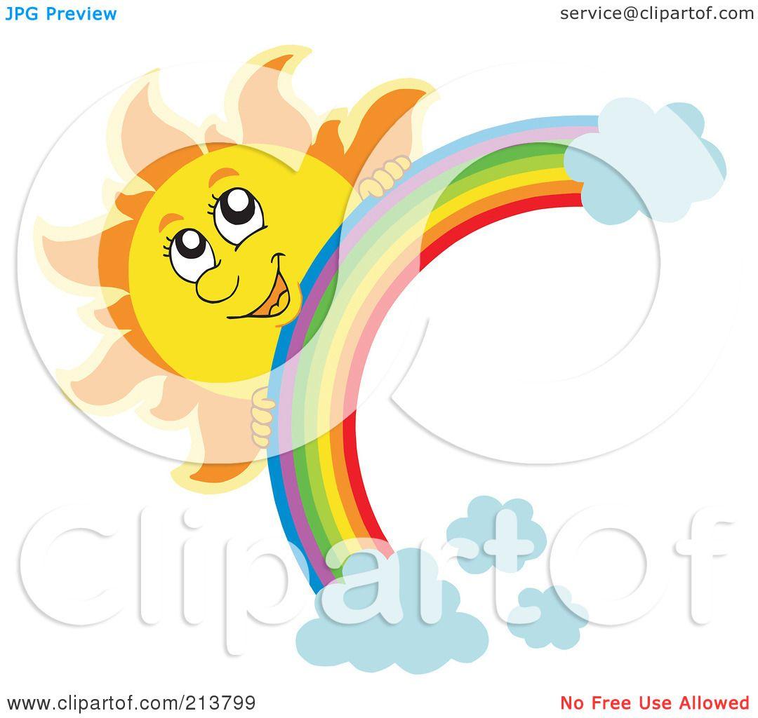 royalty free rf clipart illustration of a happy sun looking over a rh clipartof com Happy Clip Art Happy Bosses Day Clip Art