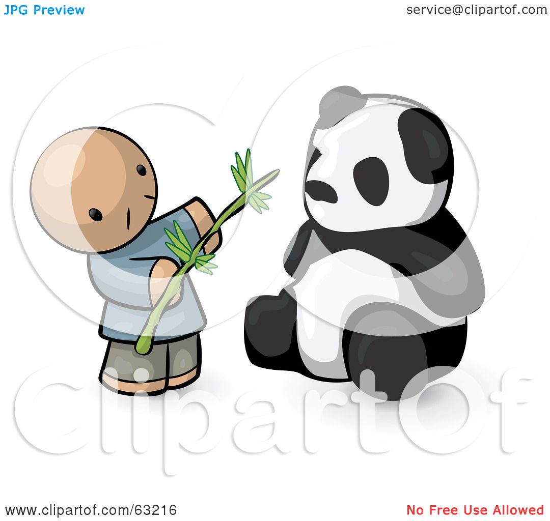 Royalty-Free (RF) Clipart Illustration of a Human Factor ...