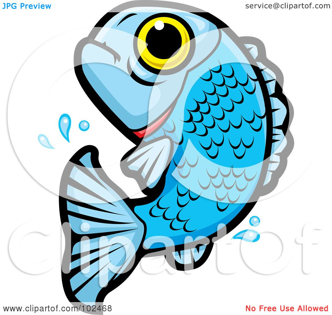 ... for blue fish clip art displaying 18 images for blue fish clip art