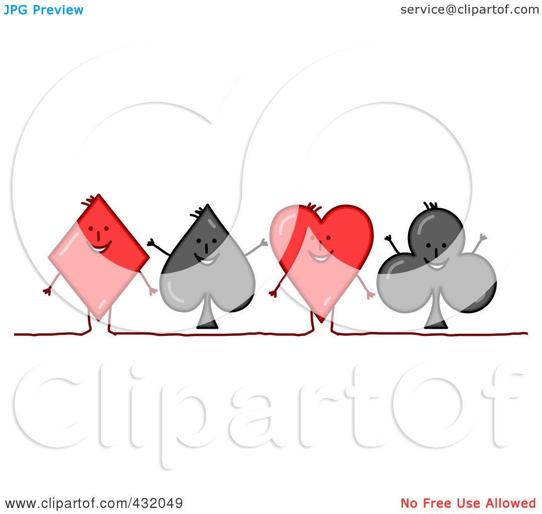 Heartbeat free poker club