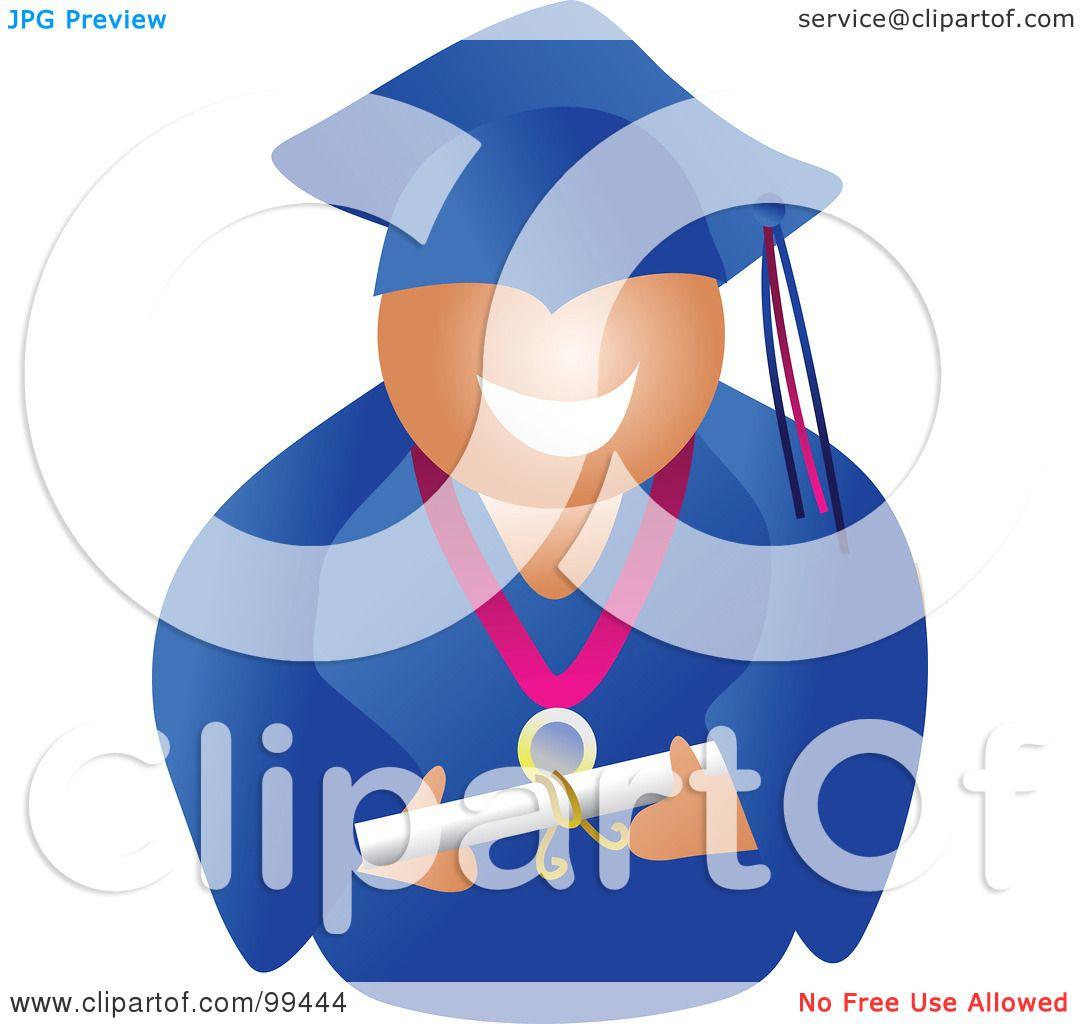 blue graduation gown | Gowns Ideas